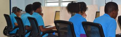First CXC exams on St. Eustatius